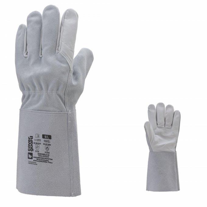 EUROWELD200 zváračské rukavice 1WEL200