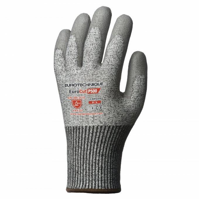 EUROCUT P500 protiporézne rukavice  1CRPG