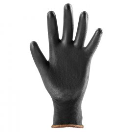 EUROLITE 13P110 čierne rukavice  1PUBB