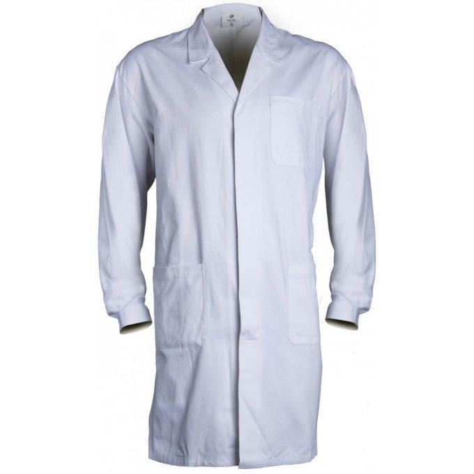 PARTNER plášť biely  8PALW