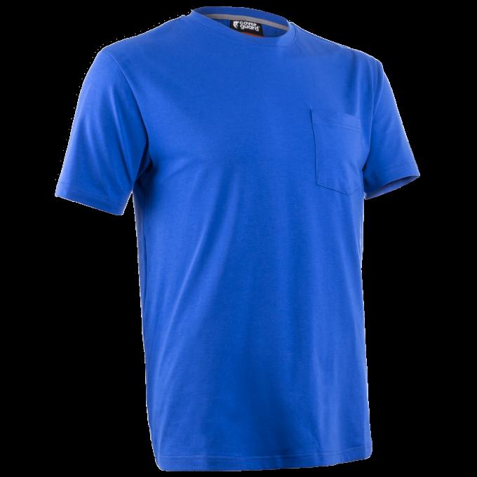 JAGA modré EKO tričko  5JAG42