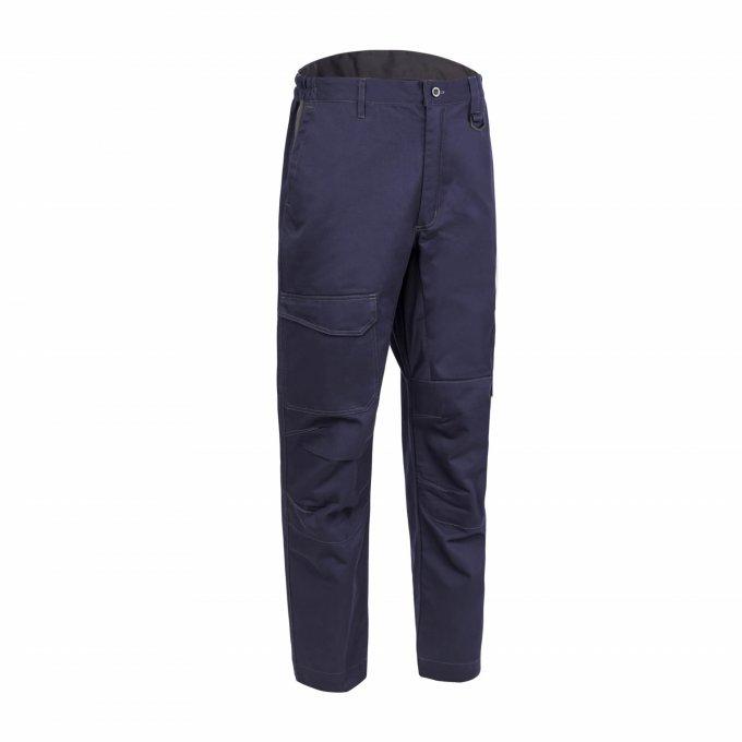 IRAZU nohavice pás modré  5IRP120