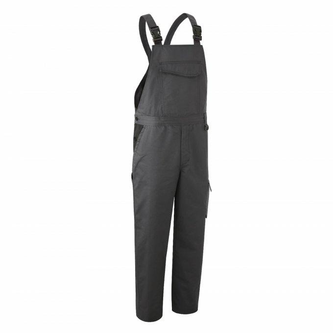 IRAZU trakové nohavice sivé  5IRB150