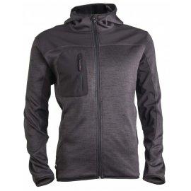 BORA sivo/čierná bunda  5BORG