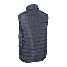 KABA štepovaná vesta sivá  5KAA050