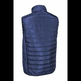 KABA štepovaná vesta modrá  5KAA12
