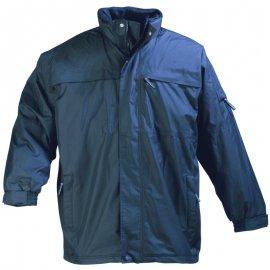 POLE OUEST modrý kabát  5OUEP