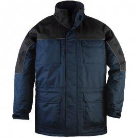 RIPSTOP kabát modro/čierny  5RIPB