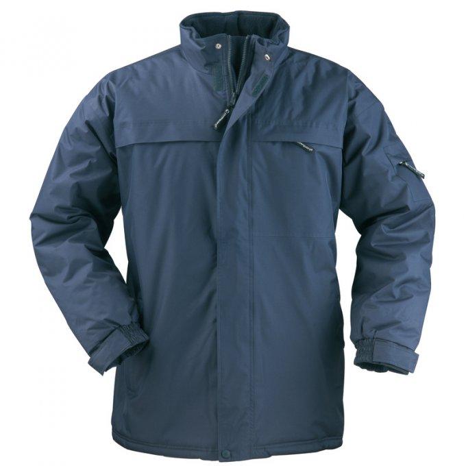 KABAN modrý kabát  5KABB