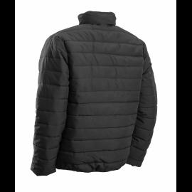 YAKI čierna bunda  5YAK010
