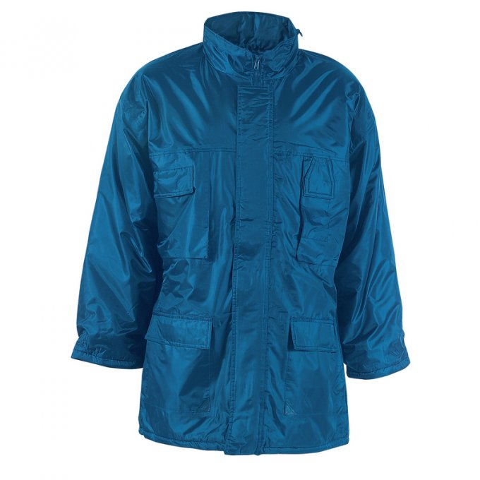 IRELAND modrý kabát  5IREL