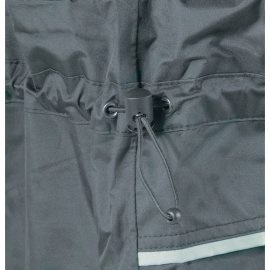 ISA nepremokavý kabát  5ISAN sťahovanie v páse