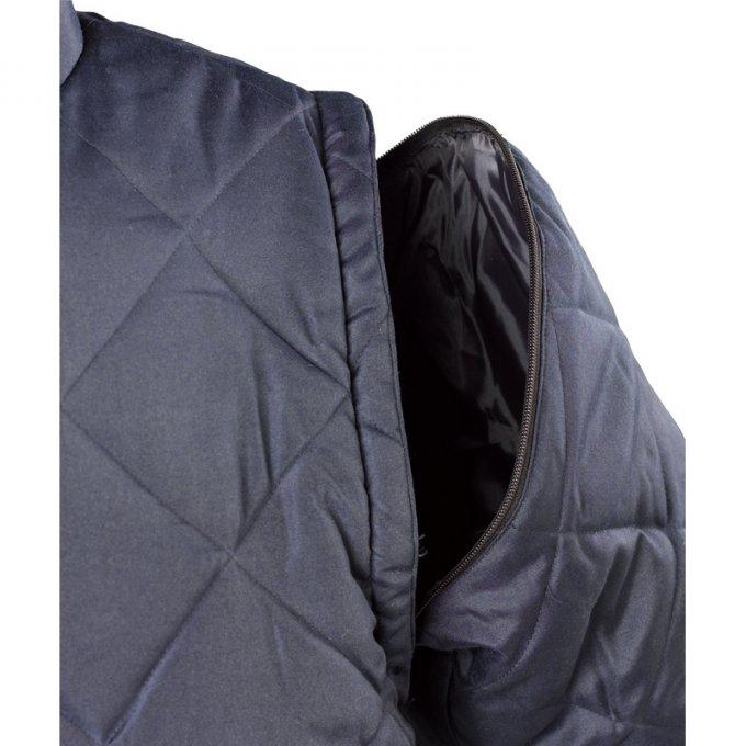 CHOUKA SLEEVE bunda 2v1 modrá 5GCSB
