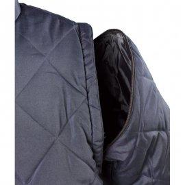 CHOUKA SLEEVE bunda 2v1 modrá 5GCSB odnímateľný rukáv