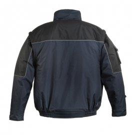 RIPSTOP bunda modro/čierná 2v1  5BMRN