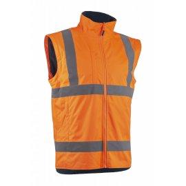 KAZAN 2v1 oranžová reflexná bunda  5KAJ17