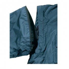 ZEFLY modrá bunda 3v1  5ZEFB odopínateľný rukáv