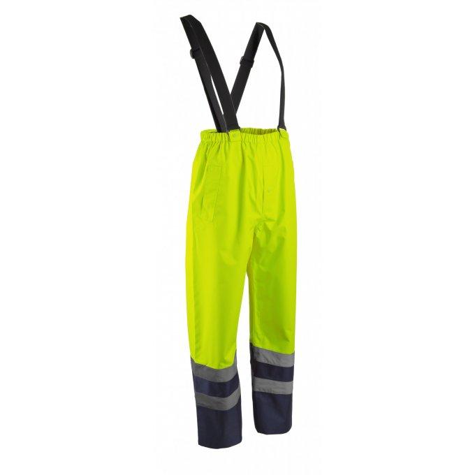 HYDRA nepremokavé nohavice žlté  5HYP16