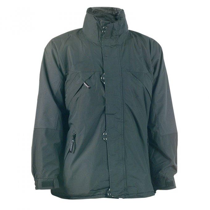 AMERIKA čierný kabát 3v1  5AMER