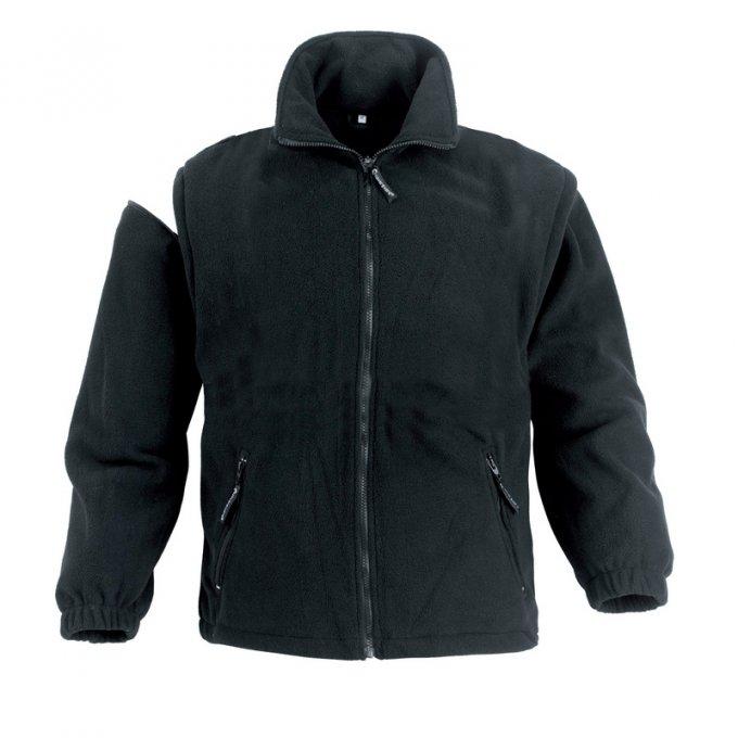 RIPSTOP kabát modro/čierný 4v1  5RIBB