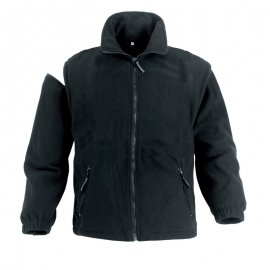 RIPSTOP kabát modro/čierný 4v1  5RIBB mikina+vesta