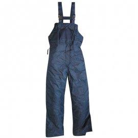 FINO trakové zateplené nohavice modré  Y53099-104