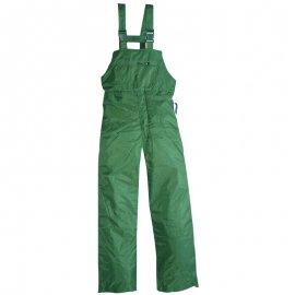 FINO trakové zateplené nohavice zelené  Y53109-114
