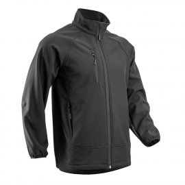 SOBA softshell bunda čierna  5SOB010