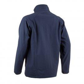 SOBA softshell bunda modrá  5SOB120