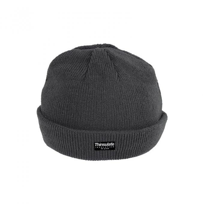 ThinsulateTM čierná čiapka  57141