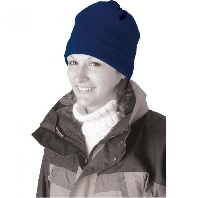 COVERHEAD čiapka-šál modrý  5COVEB