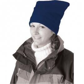 COVERHEAD čiapka-šál modrý  5COVEB možností je veľa