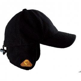 COVER CAP zimná baseballová čiapka čierna  5COVCN