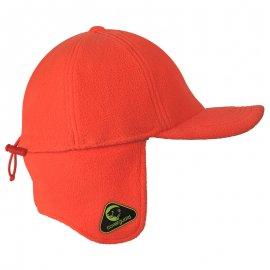 COVER CAP zimná basebal čiabka fluo oranžová  7COVCO
