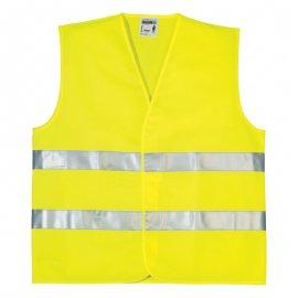 OXFORD reflexná vesta žltá  702000XF