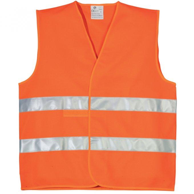 Reflexná vesta oranžová  70222-70233