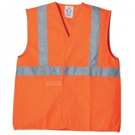 Reflexná vesta oranžová  70226