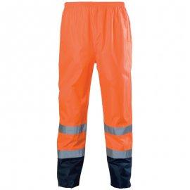 HI-WAY nepremokavá súprava oranžovo/modrá  7HWRO nohavice