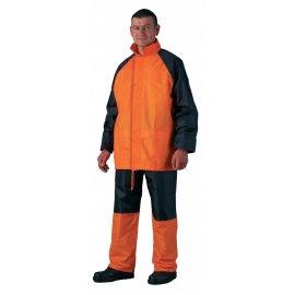 FLUO ORKÁN nepremokavá suprava oranžová  50771-774