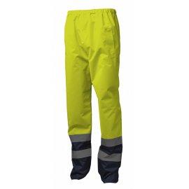 HI-WAY reflexná nepremokavá súprava žltá  7HYDY nohavice