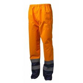 HI-WAY reflexná nepremokavá súprava oranžová  7HYDO nohavice