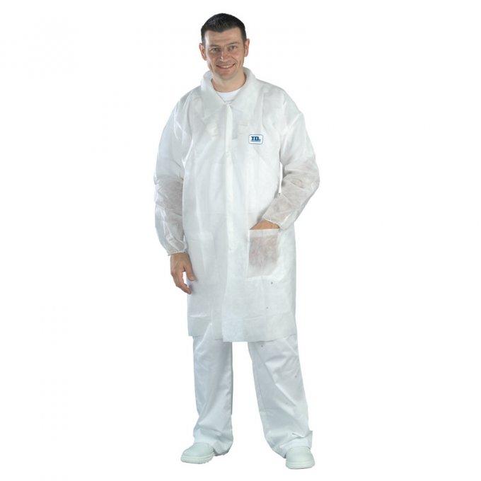 TIDY® jednorázový plášť patent  41113-116