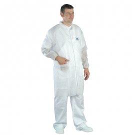 TIDY® jednorázový plášť zips  41123-126