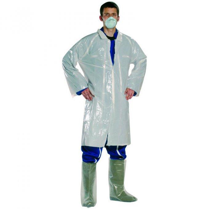 TIDI® polyetylen plášť  41214
