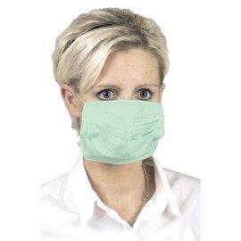 Rúško trojvrstvové lekárske zelené  45442