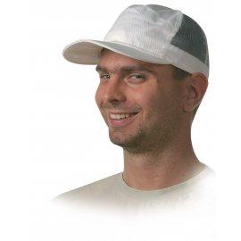 Baseball biela čiapka sieťka  57169