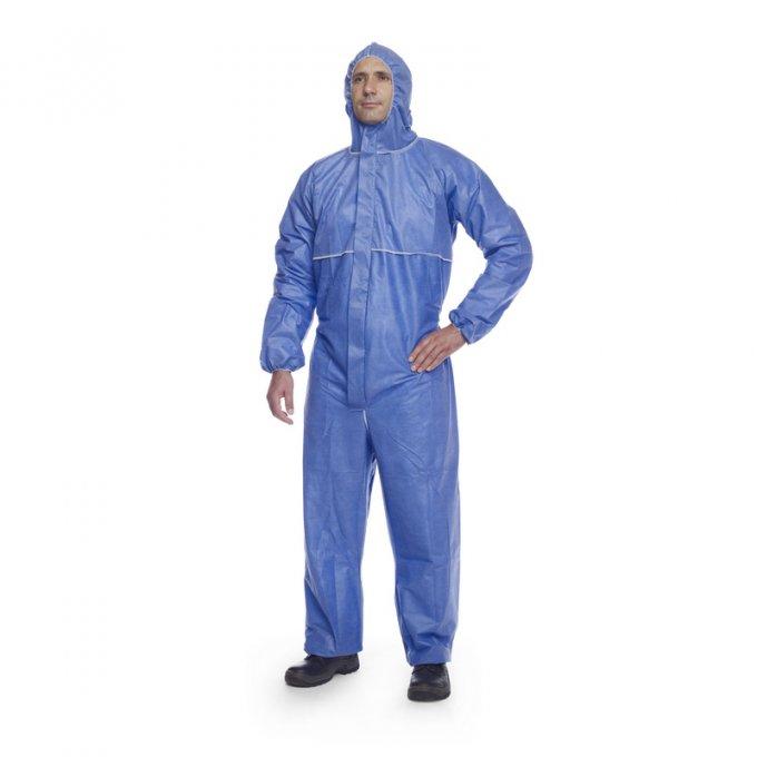 DuPont™ Proshield® Basic modrý overál  40201-206