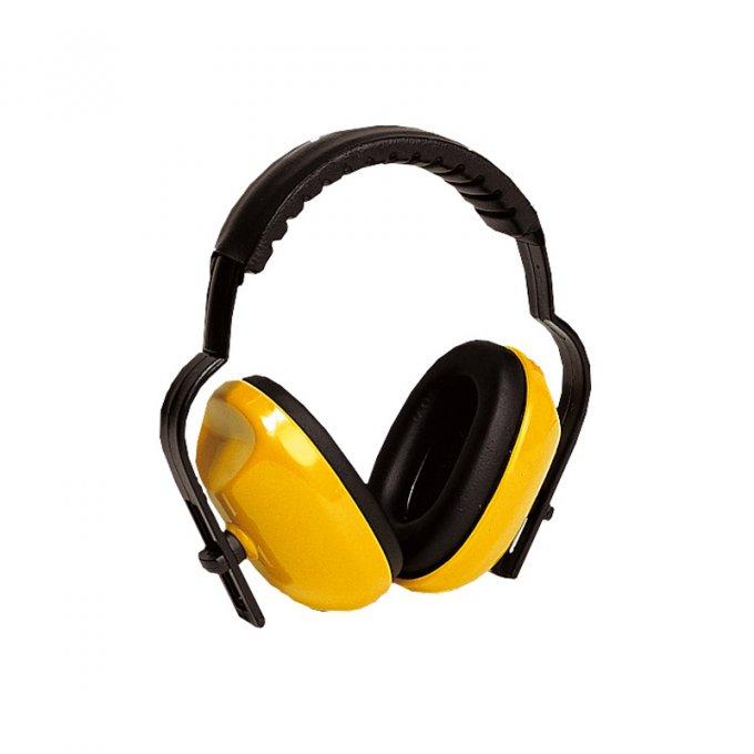 Držiak štítu smušľovým chráničom sluchu 60740+31040