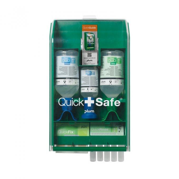 Plum QiuckSafe Chemical stanica prvej pomoci  PL5171