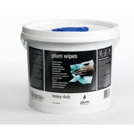 Plum Wipes Heavy čistiace obrúsky 150 ks  PL5331